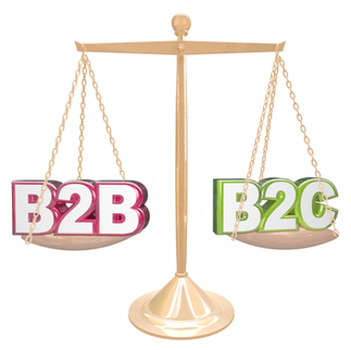 Study: Soon B2B mobile traffic will outstrip B2C - Mobile Marketing - BizReport | Mobile Commerce | Scoop.it