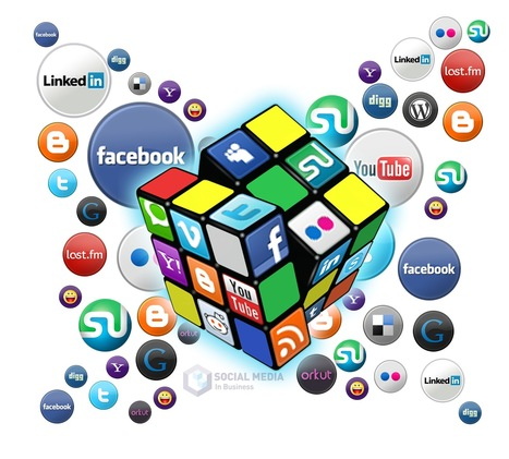 Réseaux sociaux - 10 conseils de sécurité | Souris verte | Scoop.it