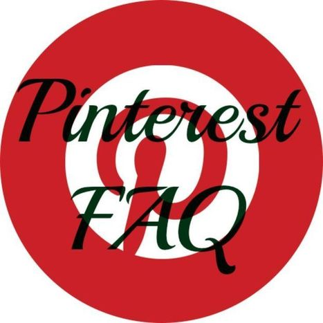 For More Pinterest Tips, Follow Pinterest FAQ | Pinterest | Scoop.it