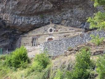 Chapelle de la Madeleine à Monistrol d'Allier - Puy en Velay - Saugues - 30 Juillet 2009   Saint Jacques de Compostelle   Saint Jacques de compostelle   Scoop.it