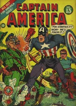 K-classroom: Histoire des arts : Captain America, un héros patriotique face à la Guerre du Pacifique. | K-classroom | Scoop.it