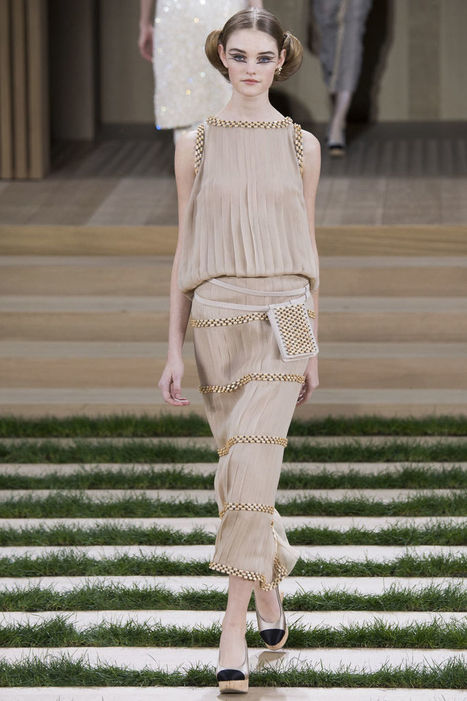 Naturalistic Couture Collections : chanel spring | Fashion | Scoop.it