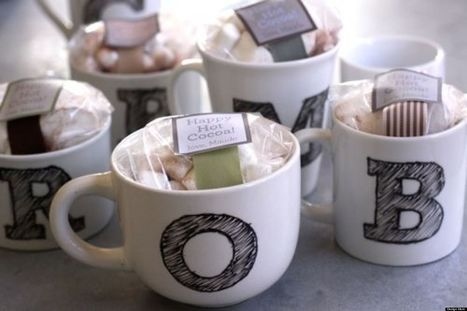 Easy DIY Gifts Your Parents Will Love (PHOTOS)   Gift Ideas for Parents   Scoop.it