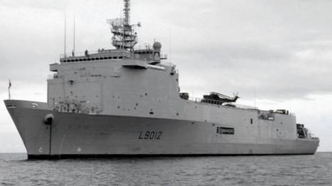 Une commission de la Direction du matériel de la Marine brésilienne préconise l'acquisition du TCD Siroco | Newsletter navale | Scoop.it