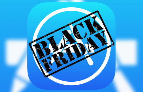 Black Friday Deals for iPhone and iPad Apps: 2016 Edition | All About Apple iPhone,Mac Book,Apple Watch | Scoop.it