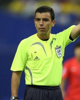 Joel Aguilar – referee | REFEREES OF WORLD CUP TOURNAMENT | Scoop.it