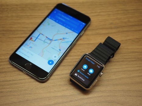 Google Maps now works on the Apple Watch   Nerd Vittles Daily Dump   Scoop.it