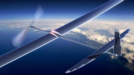 Facebook veut s'offrir des drones pour améliorer l'accès à internet | Les réseaux sociaux | Scoop.it