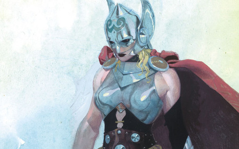 Marvel: New Thor is a woman | Al Jazeera America | Ms. Postlethwaite's Human Geography Page | Scoop.it