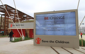 Mamme come me: Expo 2015: Villaggio Save the Children una tappa da non perdere | La salute dei bambini ! | Scoop.it