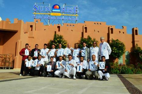 News - Six-month Training Sessions To All SUNRISE Executive Chefs - SUNRISE Resorts & Cruises | SUNRISE Resorts & Cruises | Scoop.it