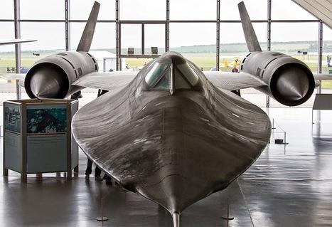 La plancha de titanio en el SR-71 Blackbird   Información del aluminio y acero inoxidable   Scoop.it