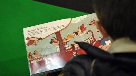 Le Salon du livre jeunesse ouvre ses portes sur fond de crise - FRANCE 24 | Salon du livre et de la presse jeunesse de Montreuil | Scoop.it