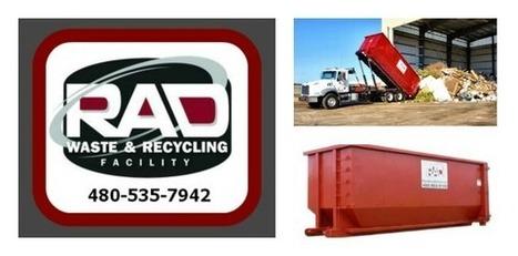 Right Away Disposal Mesa AZ Roll-Off Dumpster Rentals 480-535-7942 | Dumpster Rentals | Scoop.it