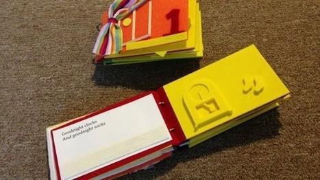 Imprimer des livres d'images en 3D pour les enfants mal-voyants | Ressources en médiation numérique | Scoop.it