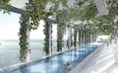 Arquitectura urbana para darse un chapuzón | retail and design | Scoop.it