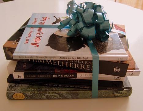 Hvordan donerer jeg? | Hvem vil være litterær | Scoop.it