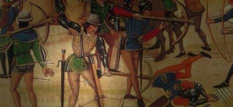 Au Moyen Âge, les mini-jupes étaient déjà décriées | lucileee* | Scoop.it