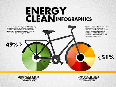 Clean Energy Infographics   Diagrams and Charts for Presentations   Scoop.it