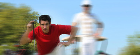 Step Into the Zone – Mental Game Golf Lesson - - Good at Golf   Golfing Better Tips   Scoop.it