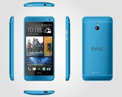 HTC One Vivid Blue officially unveiled   Mobile Technology   Scoop.it