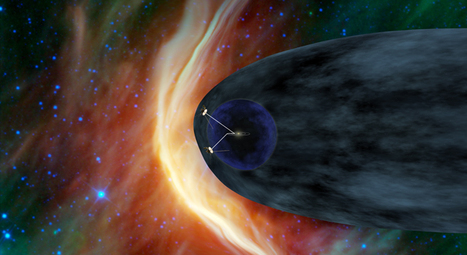 Haven't heard of Voyager in a long time? Well the probe's alive and kicking | Good news from the Stars | Scoop.it