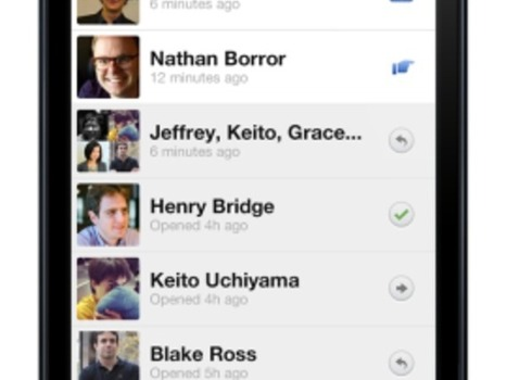 Facebook kills Snapchat clone Poke and Facebook Camera | Tech And Gadget News | Scoop.it