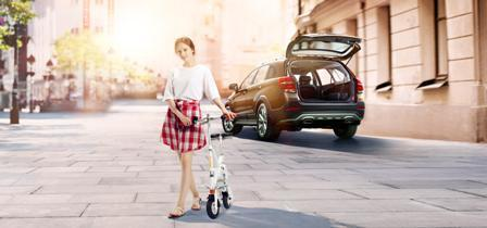 Airwheel High Quality Smart Battery Operated Bicycle E6 Serves The Practical And Social Function. | Press Release | Scoop.it