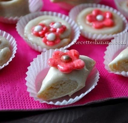 Gâteaux aux amandes et miel   Desserts et douceurs du monde   Scoop.it