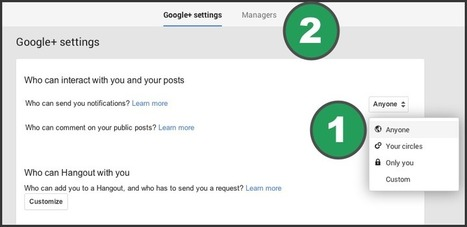 How to make a Google Plus Page - Plus Your Business | Communication & Social Media Marketing | Scoop.it