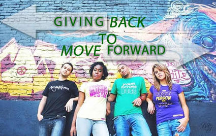 MILLENNIALS GIVE BACK TO MOVE FORWARD | Culturational Chemistry™ | Scoop.it