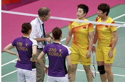 EL ESCANDALO DE BADMINTON EN LAS OLIMPIADAS DE LONDRES 2012 | Badminton el deporte de raqueta mas rápido del mundo | Scoop.it