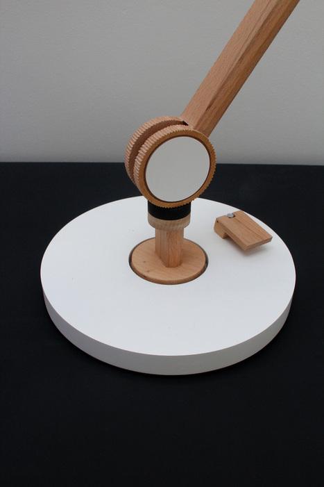 Lampe anglepoise revisitée par Product Tank - Blog Esprit Design | Fresh design | Scoop.it