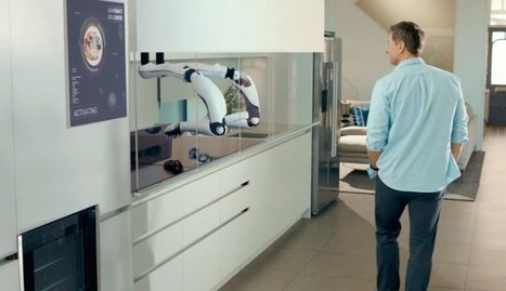 Robotic chef can cook Michelin star food in your kitchen by mimicking world's best cooks | leapmind | Scoop.it