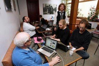 Les « coworkers » cherchent un toit - L'Union | Teletravail et coworking | Scoop.it