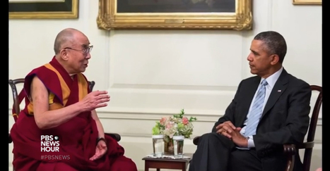 Dalai Lama urges universal teaching of compassion | Empathy and Compassion | Scoop.it