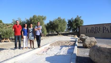 Un arqueódromo, el nuevo reclamo de Torreparedones | LVDVS CHIRONIS 3.0 | Scoop.it