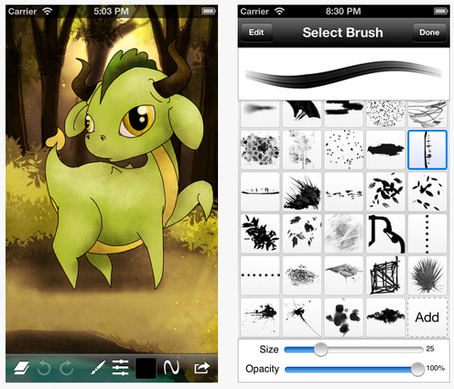 15 best iPad art apps for painting and sketching | iPad | Creative Bloq | Graphic facilitation | Scoop.it