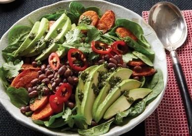 Warm Carrot and Adzuki Bean Salad   Mincir Autrement   Scoop.it