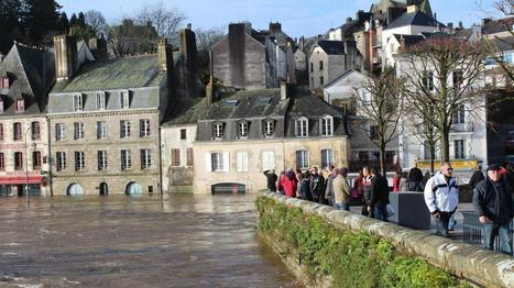 Crues : le Finistère placé en vigilance rouge par Météo France   Ma Bretagne   Scoop.it