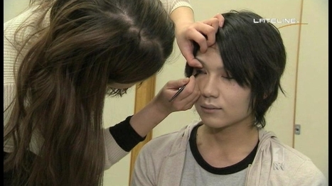 Japanese Men on Makeu | News | Scoop.it