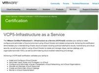 VMware: VMware vCloud Blog: Get Certified In VMware Cloud Computing   From VCP5 to VCP-Cloud   Scoop.it