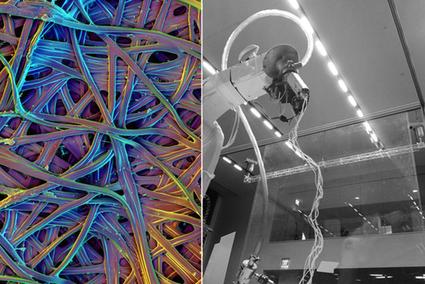 Cnsilk Pavilion : Curbed National | 3d Innovations | Scoop.it