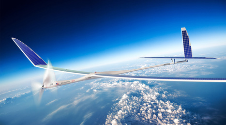 Facebook eyes up solar-powered drones, to blanket the world with ... | Technology Trend | Scoop.it