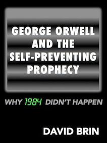 George Orwell and the Self-Preventing Prophecy | Popular Culture Forges Tomorrow: From Star Wars to Lord of the Memes | Scoop.it