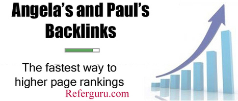 Angela Backlinks - Facts And Advantages Of Angela Backlinks That Helps To Rank Your Site | www.referguru.com | Scoop.it