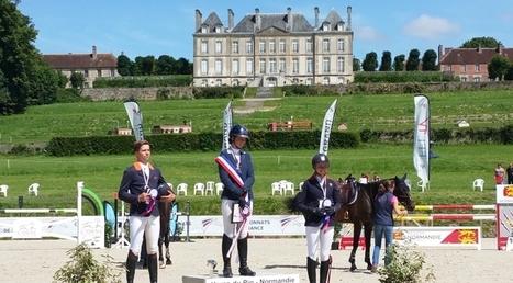 Normandie : les cavaliers français pour les Jeux Olympiques sélectionnés au Haras du Pin | Cheval et sport | Scoop.it