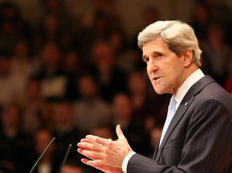 Renewing America » John Kerry's Maiden Speech: Economics Trumps Everything | APECO_pd3 | Scoop.it