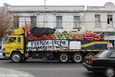 Fuerza Valpo! Solidarity, Resistance, and Recovery In the Wake of Valparaíso Fires | Networked Labour | Scoop.it