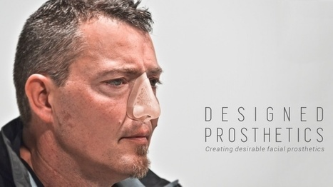 Design Student Creates 3D Printed Shock-absorbing Prosthetic ... - 3DPrint.com | Replika | Scoop.it